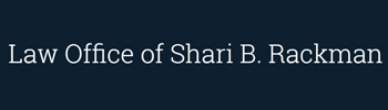 Law Office of Shari B Rackman Logo